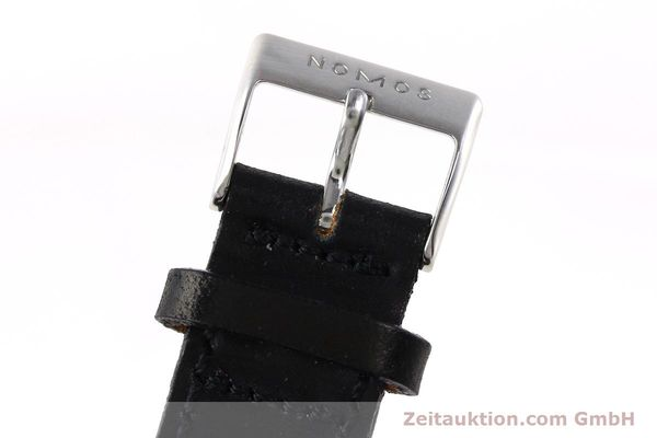 Used luxury watch Nomos Orion steel manual winding Kal. ETA 7001  | 142126 11