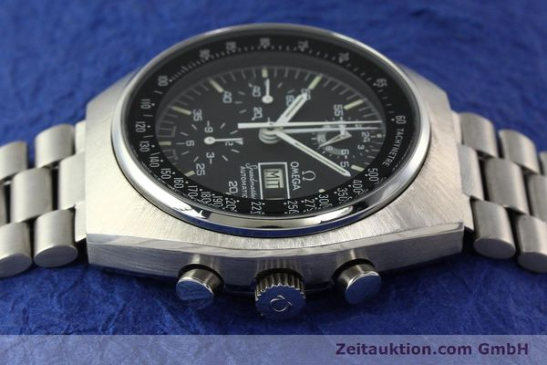 Used luxury watch Omega Speedmaster chronograph steel automatic Kal. 1045 Ref. 176.0012  | 142127 05