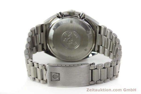 Used luxury watch Omega Speedmaster chronograph steel automatic Kal. 1045 Ref. 176.0012  | 142127 12
