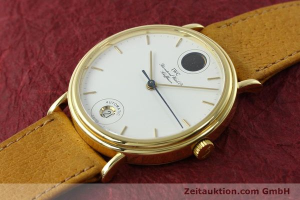 Used luxury watch IWC Portofino 18 ct gold automatic Kal. C.3755 Ref. 3512/3550  | 142128 01