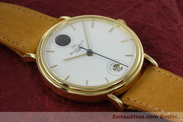 Used luxury watch IWC Portofino 18 ct gold automatic Kal. C.3755 Ref. 3512/3550  | 142128 15