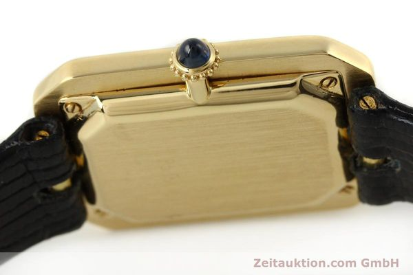 Used luxury watch Cartier * 18 ct gold manual winding Kal. 78-1 ETA 2512-1  | 142129 11