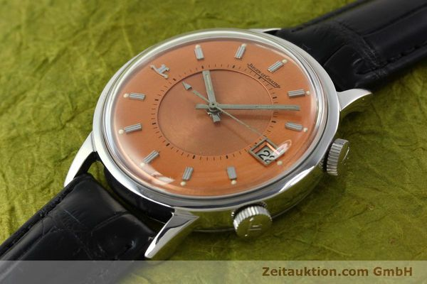 Used luxury watch Jaeger Le Coultre Memovox steel automatic Kal. 916 Ref. 875  | 142130 01