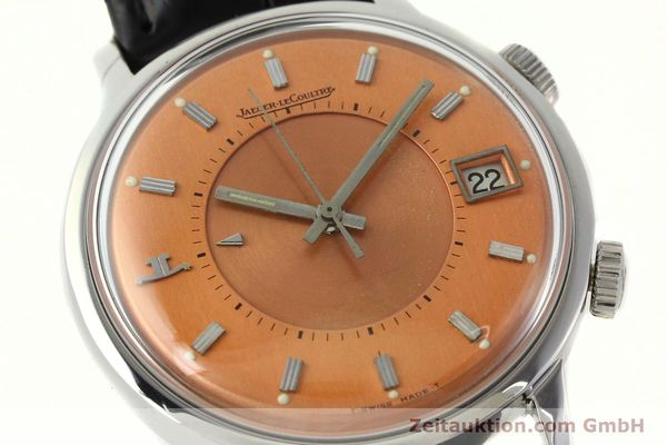 Used luxury watch Jaeger Le Coultre Memovox steel automatic Kal. 916 Ref. 875  | 142130 02