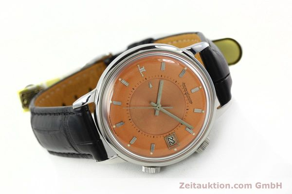 Used luxury watch Jaeger Le Coultre Memovox steel automatic Kal. 916 Ref. 875  | 142130 03