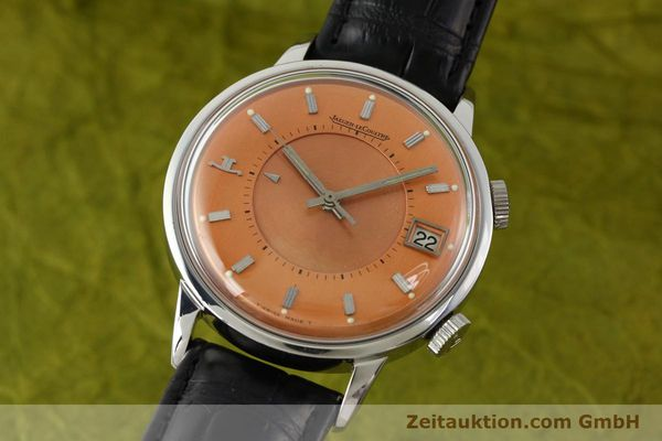 Used luxury watch Jaeger Le Coultre Memovox steel automatic Kal. 916 Ref. 875  | 142130 04