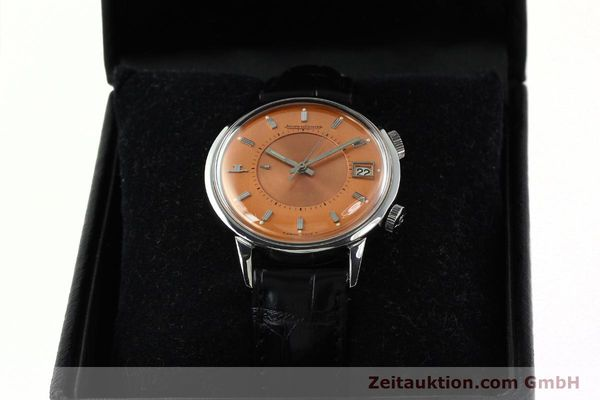 Used luxury watch Jaeger Le Coultre Memovox steel automatic Kal. 916 Ref. 875  | 142130 07