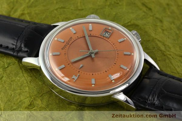 Used luxury watch Jaeger Le Coultre Memovox steel automatic Kal. 916 Ref. 875  | 142130 14