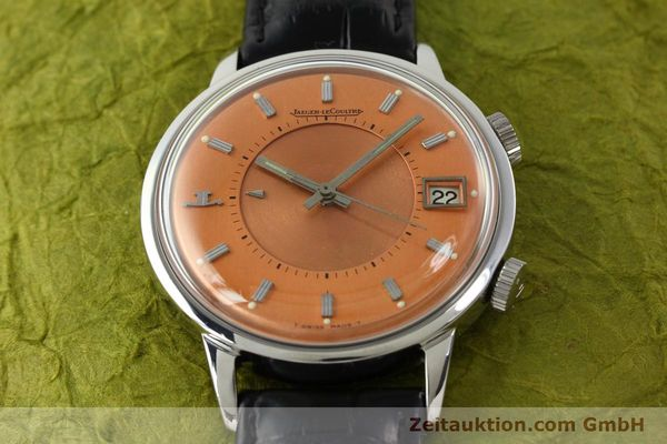 Used luxury watch Jaeger Le Coultre Memovox steel automatic Kal. 916 Ref. 875  | 142130 15