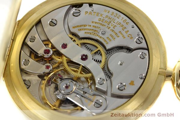 Used luxury watch Patek Philippe Taschenuhr 18 ct gold manual winding Kal. 17-170 Ref. 865  | 142132 10