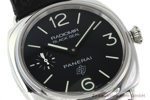 Used luxury watch Panerai Radiomir steel manual winding Ref. OP6826  | 142135 02