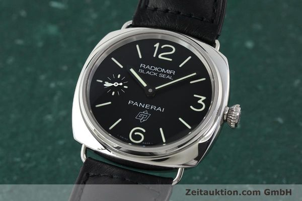 Used luxury watch Panerai Radiomir steel manual winding Ref. OP6826  | 142135 04