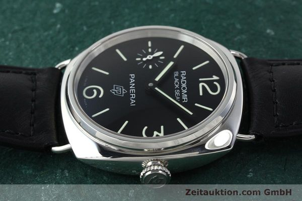 Used luxury watch Panerai Radiomir steel manual winding Ref. OP6826  | 142135 05