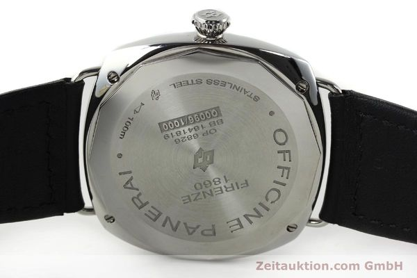 Used luxury watch Panerai Radiomir steel manual winding Ref. OP6826  | 142135 09