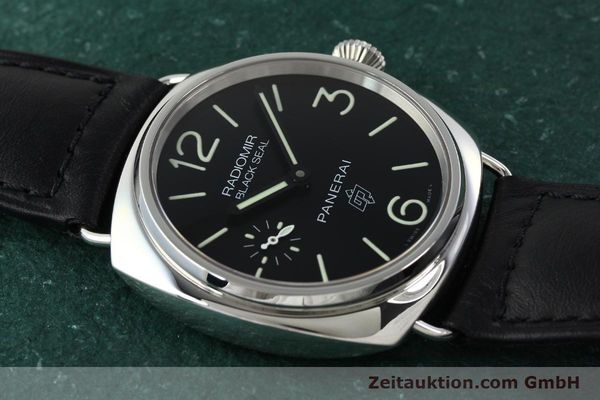 Used luxury watch Panerai Radiomir steel manual winding Ref. OP6826  | 142135 16