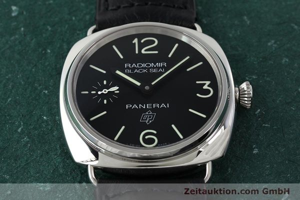 Used luxury watch Panerai Radiomir steel manual winding Ref. OP6826  | 142135 17