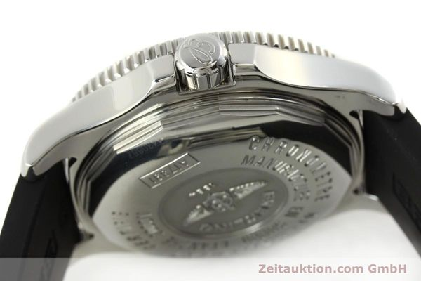 Used luxury watch Breitling Superocean steel automatic Kal. B17 ETA 2824-2 Ref. A17391  | 142136 11