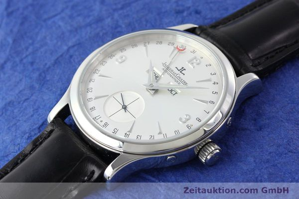 Used luxury watch Jaeger Le Coultre Master Control steel automatic Kal. 891/447 Ref. 140.8.87  | 142137 01