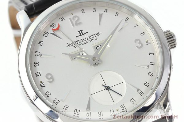 Used luxury watch Jaeger Le Coultre Master Control steel automatic Kal. 891/447 Ref. 140.8.87  | 142137 02