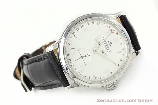 Used luxury watch Jaeger Le Coultre Master Control steel automatic Kal. 891/447 Ref. 140.8.87  | 142137 03