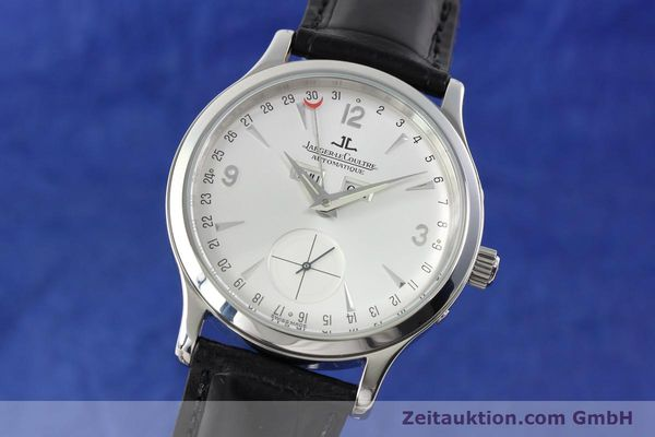 Used luxury watch Jaeger Le Coultre Master Control steel automatic Kal. 891/447 Ref. 140.8.87  | 142137 04