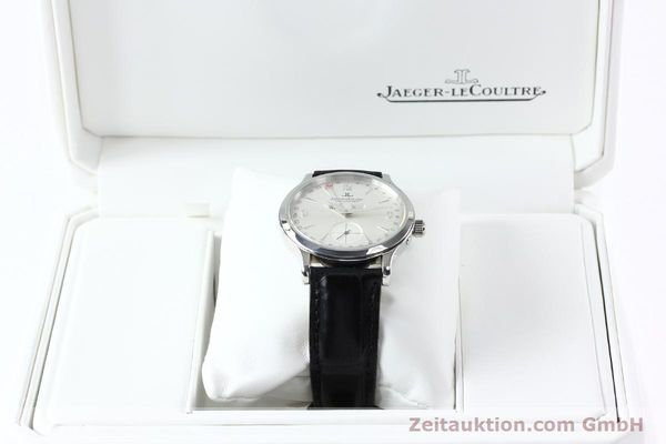 Used luxury watch Jaeger Le Coultre Master Control steel automatic Kal. 891/447 Ref. 140.8.87  | 142137 07
