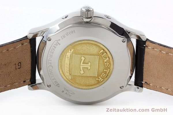 Used luxury watch Jaeger Le Coultre Master Control steel automatic Kal. 891/447 Ref. 140.8.87  | 142137 09