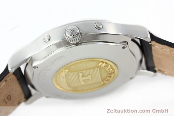 Used luxury watch Jaeger Le Coultre Master Control steel automatic Kal. 891/447 Ref. 140.8.87  | 142137 12
