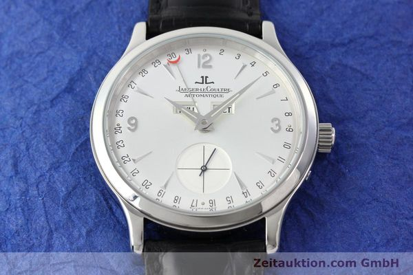 Used luxury watch Jaeger Le Coultre Master Control steel automatic Kal. 891/447 Ref. 140.8.87  | 142137 19