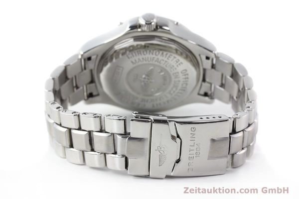 Used luxury watch Breitling Superocean steel automatic Kal. B17 ETA 2824-2 Ref. A17360  | 142144 11
