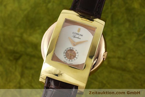 montre de luxe d occasion Corum Symbiose or 18 ct automatique Ref. 78.120.54  | 142149 04