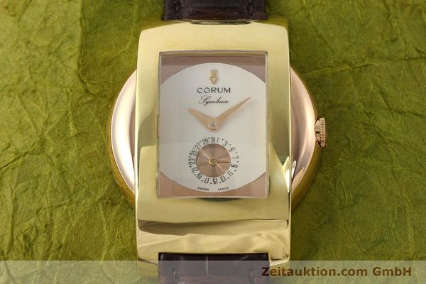 montre de luxe d occasion Corum Symbiose or 18 ct automatique Ref. 78.120.54  | 142149 14