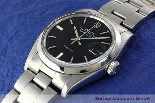 Used luxury watch Rolex Precision steel automatic Kal. 1520 Ref. 5700  | 142150 01