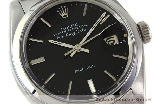 Used luxury watch Rolex Precision steel automatic Kal. 1520 Ref. 5700  | 142150 02