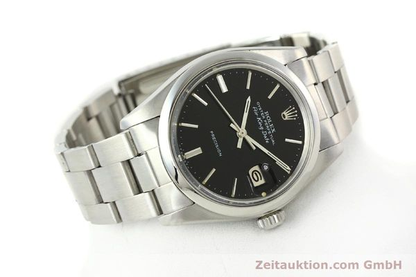 Used luxury watch Rolex Precision steel automatic Kal. 1520 Ref. 5700  | 142150 03