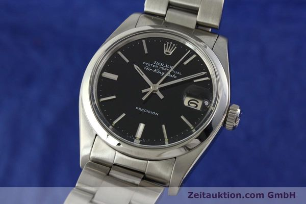 Used luxury watch Rolex Precision steel automatic Kal. 1520 Ref. 5700  | 142150 04