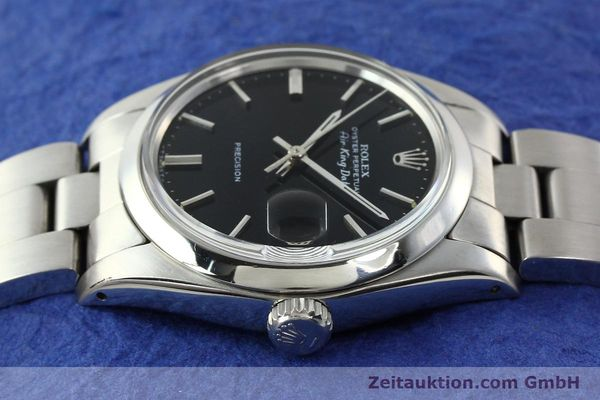 Used luxury watch Rolex Precision steel automatic Kal. 1520 Ref. 5700  | 142150 05