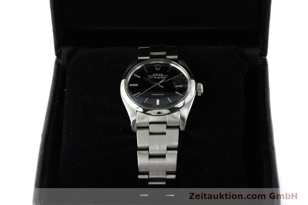Used luxury watch Rolex Precision steel automatic Kal. 1520 Ref. 5700  | 142150 07