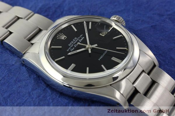 Used luxury watch Rolex Precision steel automatic Kal. 1520 Ref. 5700  | 142150 14
