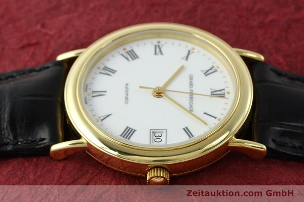 Used luxury watch Girard Perregaux * 18 ct gold automatic Kal. 2200  | 142153 05