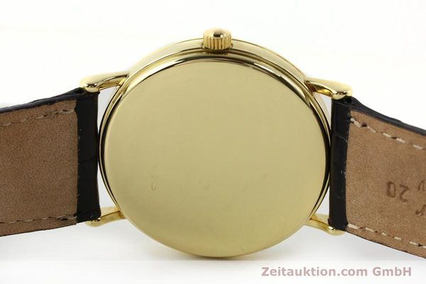 Used luxury watch Girard Perregaux * 18 ct gold automatic Kal. 2200  | 142153 08
