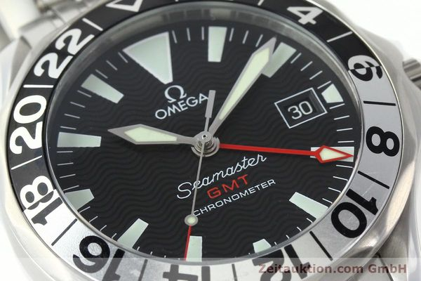 Used luxury watch Omega Seamaster steel automatic Kal. 1128  | 142157 02