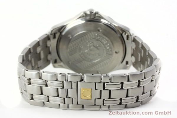 Used luxury watch Omega Seamaster steel automatic Kal. 1128  | 142157 13