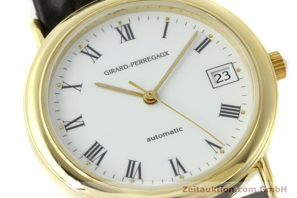 Used luxury watch Girard Perregaux * 18 ct gold automatic Kal. GP2200 Ref. 4799.51  | 142164 02