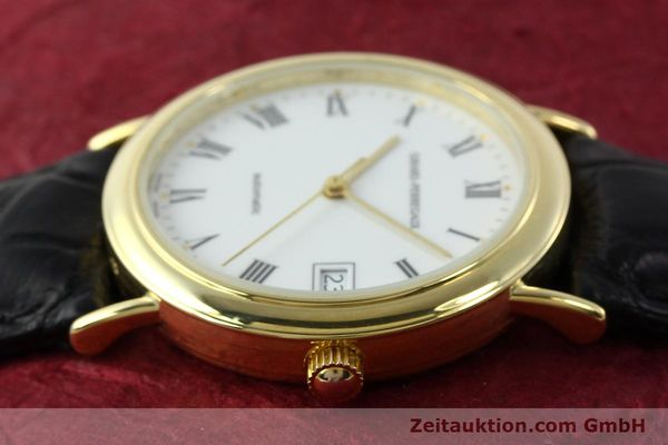Used luxury watch Girard Perregaux * 18 ct gold automatic Kal. GP2200 Ref. 4799.51  | 142164 05