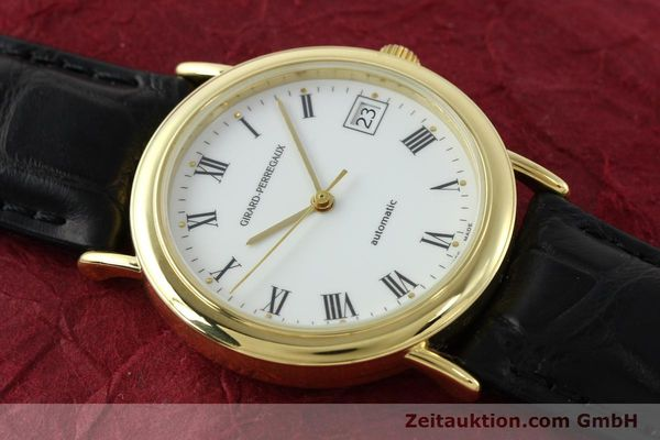 Used luxury watch Girard Perregaux * 18 ct gold automatic Kal. GP2200 Ref. 4799.51  | 142164 13