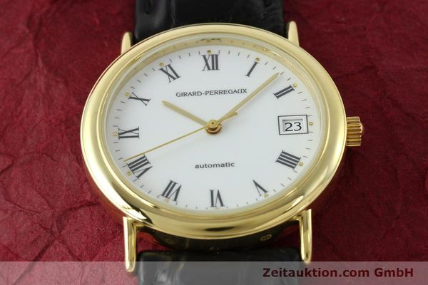 Used luxury watch Girard Perregaux * 18 ct gold automatic Kal. GP2200 Ref. 4799.51  | 142164 14