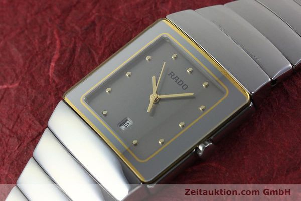 Used luxury watch Rado Sintra ceramic quartz Kal. ETA 256111 Ref. 152.0332.3  | 142173 01