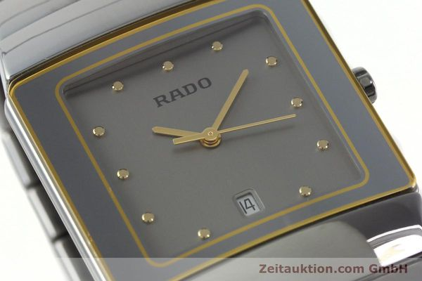 Used luxury watch Rado Sintra ceramic quartz Kal. ETA 256111 Ref. 152.0332.3  | 142173 02