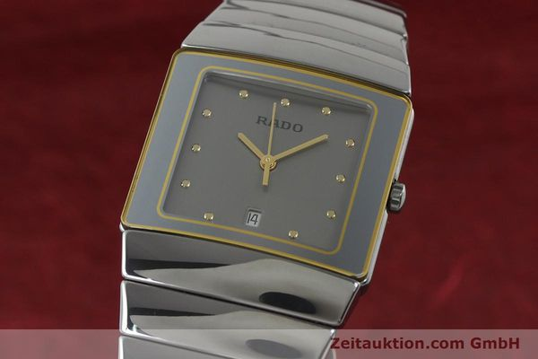 Used luxury watch Rado Sintra ceramic quartz Kal. ETA 256111 Ref. 152.0332.3  | 142173 04